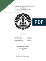 Teori Akuntansi Keuangan Summary Chapter 12