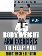 45 Bodyweight Arm Exercises 1