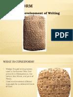 cuneiform lesson