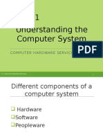 Understanding the Computer System