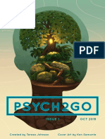 PSYCH2GO #1 (Double Sided Cover)