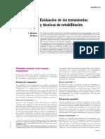 Evaluacion de los Tratamientos y tecnicas de rehabilitacion.pdf