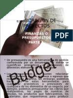 Presupuesto Empresa y Familiar