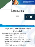 3.2. Codigos de Diseno - SL1 - B31.3 Tuberia de Procesos