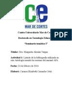 Bibliografia - CECO