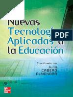 Lectura 04 - El Papel Del Profesor y El Alumno en Los Nuevos Entornos Tecnologicos de Formacion