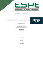 Universidad y Buen Vivir 2 Matriz Grupal.