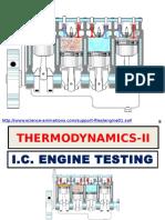 i c Engine Testing