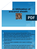 Arecanut Utilization
