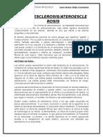 Resumen de Ateroesclerosis 1