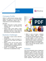 Case Study ICM Solution for MindTree