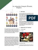UNIF - Uniforme Des Cuirassiers Français (Premier Empire)