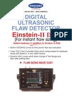 Einstein II Dgs