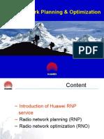 UMTS RNP and RNO Introduction