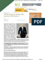 FuturesMag 2011-03 William Eckhardt Interview