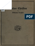 (1913) FRLANT021 Bousset Kyrios Christos
