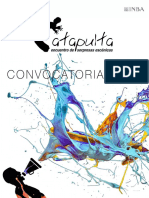 CONVOCATORIA-CATAPULTA 2016