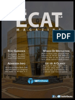 The Ecat Magazine 1.0 [by Uet Tribune]