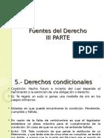 3 Fuentes Del Derecho III PARTE