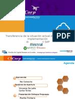 CSCorp SAP -