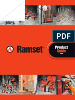 Ramset Product Guide 2012web