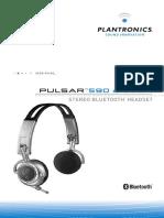 Pulsar590 Userguide En