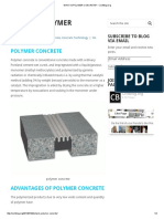What is Polymer Concrete_ - Civilblog