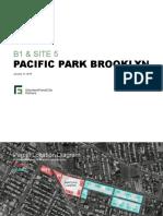 Presentation on Pacific Park's Site 5