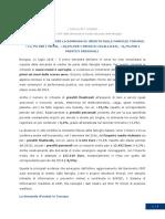 Barometro CRIF Domanda Mutui e Prestiti_I Semestre 2016_Toscana