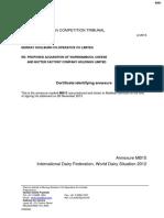Bulletin of the International Dairy Federation 458:2012