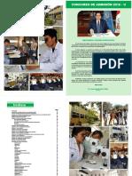 ProspectoUniversidad Nacional Pedro Ruiz Gallo 2016-II