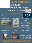 ADGVC 44 - Communiqué de presse - Mémoire d'avenir - Juillet 2016