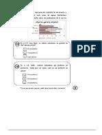 Preguntas Sobre interpretacion de Graficos de Barras y Lineales