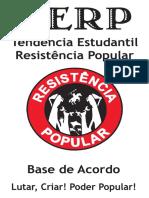 TERP - Tendência Estudantil Resistência Popular