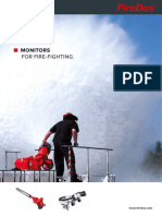 3 FireDos Brochure Monitors for Fire-Fighting