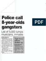 Back when now-El Paso Police Chief Greg Allen was investigated and punished for assaulting a boy