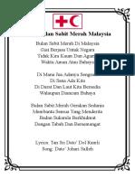 Lagu Persatuan Bulan Sabit Merah Malaysia