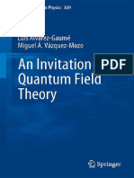 (Lecture Notes in Physics 839) Luis Alvarez-Gaumé, Miguel a. Vázquez-Mozo (Auth.)-An Invitation to Quantum Field Theory -Springer-Verlag Berlin Heidelberg (2012)