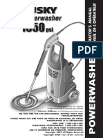Husky 1650 Psl Users Manual 369014