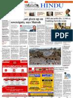 08-07-2016 - The Hindu - Shashi Thakur