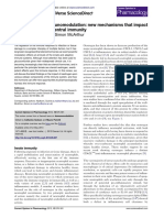 1.Oestrogen and Immunomodulation- New Mechanisms That Impact on Peripheral and Central Immunity