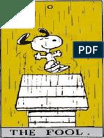 Tarô Snoopy