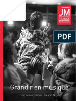 Brochure Artistique 16-17