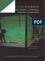 LIBROS - Varios - Arte Y Etnografia