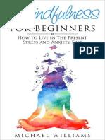 Mindfullness for benniners