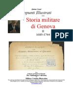 Cenni GENOESE Military History 2. 1685-1744