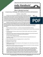 blendedlearning handout