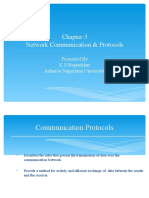 Chapter 03 Network Communications and Protocols