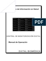 Central Dixtal Manual