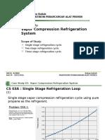 Module 03 Vapor Compression Refrigeration